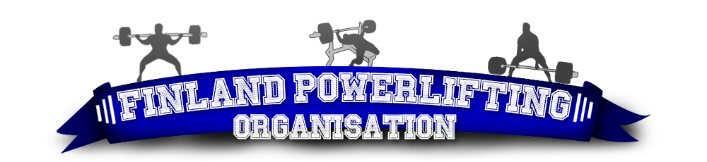 FPO – Finland Powerlifting Organisation | Miehet alle 23v. RAW